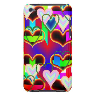 Illusion of the Hearts by Kenneth Yoncich iPod Touch Cover
