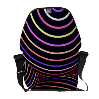ILLUSION OF THE SPHERES ~ COMMUTER BAGS