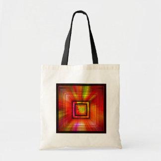 Illusion Budget Tote Bag