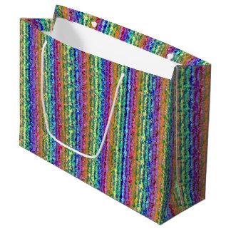 Illusional Lighter Rainbow Large Gift Bag