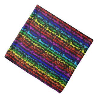 Illusional Rainbow Bandana