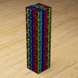 Illusional Rainbow Wine Gift Box