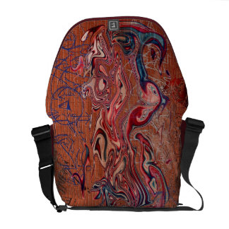 Illusions Courier Bags