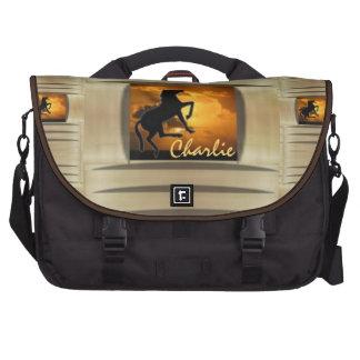 Illusive Stallion Bag For Laptop