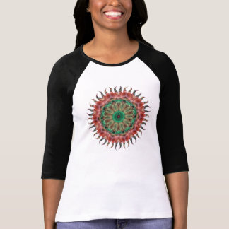 Illusive Whimsical Flower T-Shirt