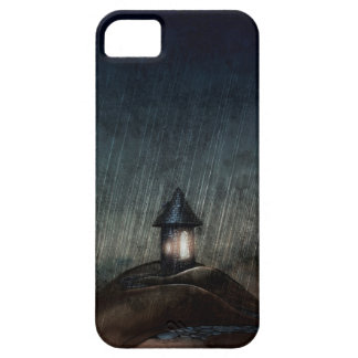 Illustrated iPhone Case. Warm When It Rains. iPhone 5 Case