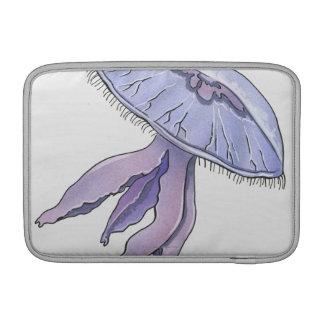 Illustrated Jellyfish MacBook Air Sleeve