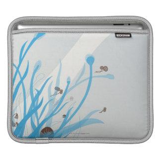 Illustrated Plant iPad Sleeve