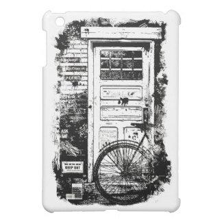 Illustration Doorway Vintage iPad Mini Cover