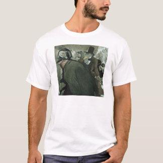Illustration for The Nose by Nikolai Gogol T-Shirt