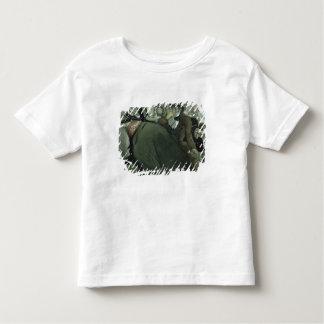 Illustration for The Nose by Nikolai Gogol Toddler T-Shirt