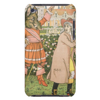 Illustration from Beauty and the Beast, 1901 (colo iPod Touch Case-Mate Case