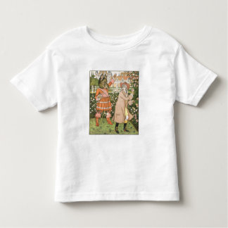 Illustration from Beauty and the Beast, 1901 (colo Toddler T-Shirt
