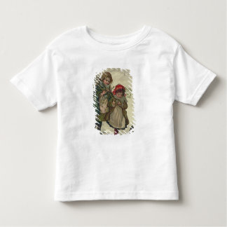 Illustration from Christmas Tree Fairy, pub. 1886 Toddler T-Shirt