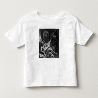 Illustration from 'Frankenstein' Toddler T-Shirt