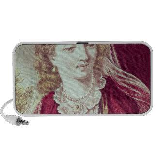 Illustration from Gulliver's Travels Travelling Speaker