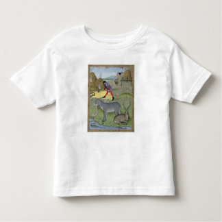 Illustration from the 'Book of Simple Toddler T-Shirt