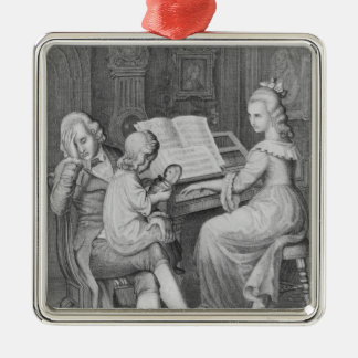 Illustration from 'The Sorrows of Werther' Christmas Ornament