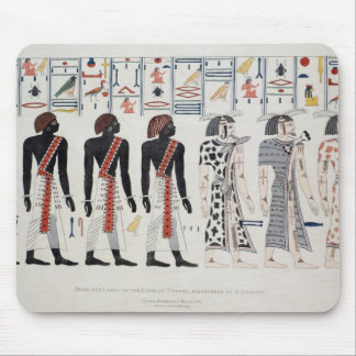 Illustration from the Tombs of the Kings at Mouse Pad