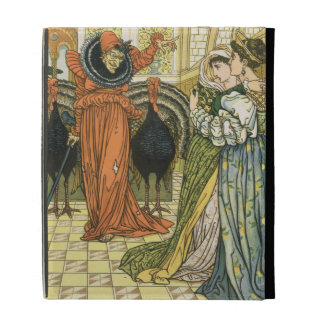 Illustration from The Yellow Dwarf, first edition iPad Folio Cover