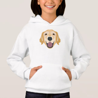 Illustration Golden Retriever