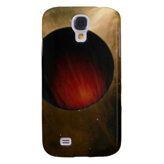 Illustration of a hot Jupiter called HD 149026b Galaxy S4 Case