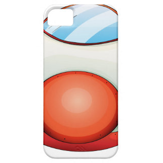 Illustration of a plane iPhone 5 covers