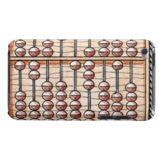 Illustration of abacus barely there iPod covers