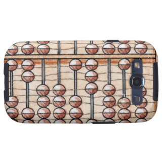 Illustration of abacus samsung galaxy SIII cases