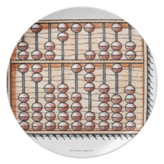 Illustration of abacus plates