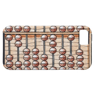 Illustration of abacus tough iPhone 5 case