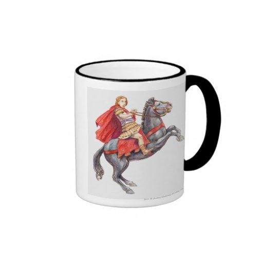 Illustration of Alexander the Great Mug