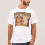 Illustration of an alchemist at work T-Shirt