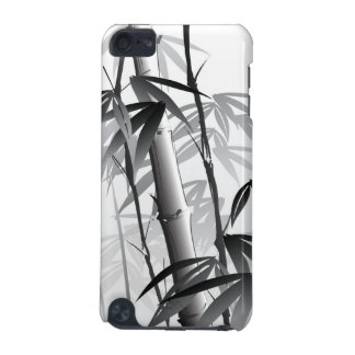 Illustration of an Oriental style painting iPod Touch (5th Generation) Covers