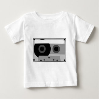 illustration of audio cassette baby T-Shirt