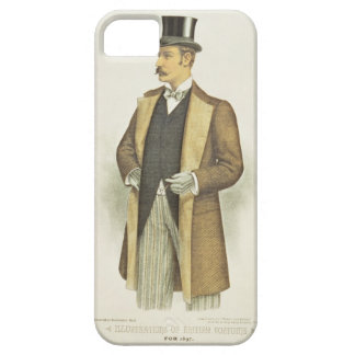 Illustration of British Costume, pub. by the John iPhone 5 Case
