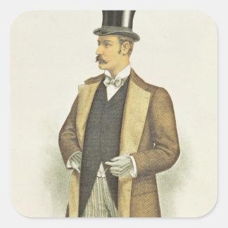 Illustration of British Costume, pub. by the John Square Sticker