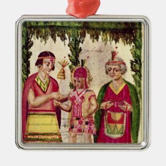 Illustration of Cincheroca Christmas Ornament