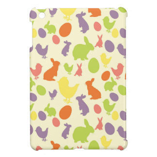 Illustration of Easter background Case For The iPad Mini