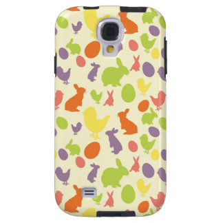 Illustration of Easter background Galaxy S4 Case