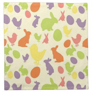 Illustration of Easter background Napkin