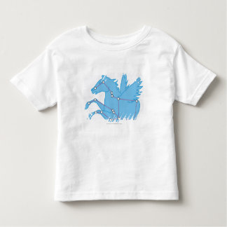Illustration of Pegasus constellation Toddler T-Shirt