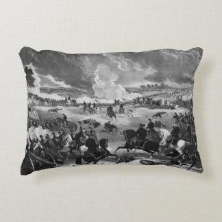 Illustration of the Battle of Gettysburg Decorative Cushion