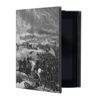 Illustration of the Battle of Gettysburg iPad Cover