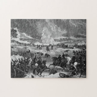Illustration of the Battle of Gettysburg Jigsaw Puzzle