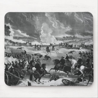 Illustration of the Battle of Gettysburg Mouse Mat