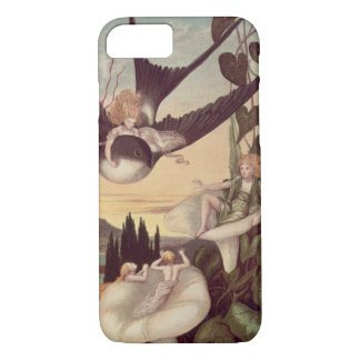 Illustration to 'Thumbkinetta', by Hans Christian iPhone 8/7 Case