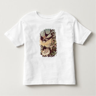 Illustration to 'Thumbkinetta', by Hans Christian Toddler T-Shirt