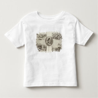 Illustrations of Attacks on Queen Victoria Toddler T-Shirt