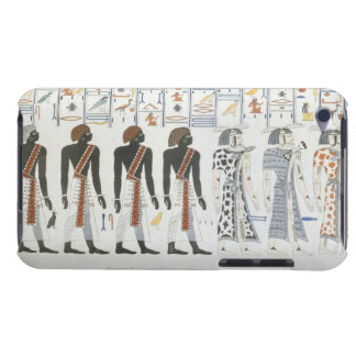 Illustrations of hieroglyphics from the Tombs of t iPod Touch Case